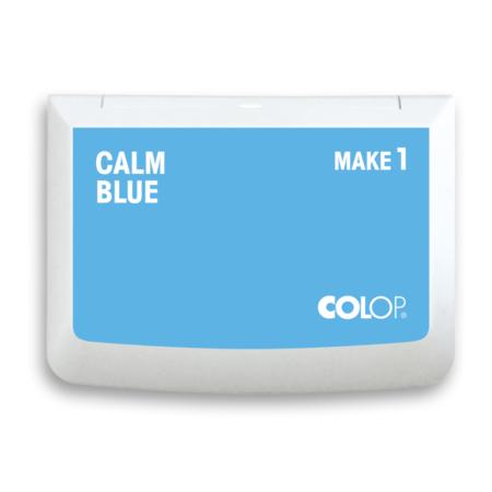Stamp Ink Pad Calm Blue