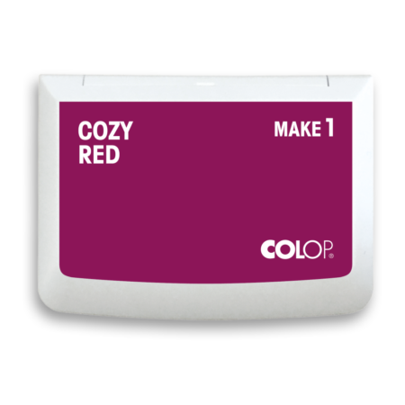 Ink Pad Cozy Red
