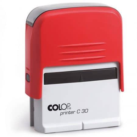 Colop printer 30 custom stamp
