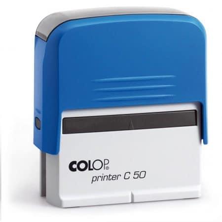 Colop printer 50 custom stamp