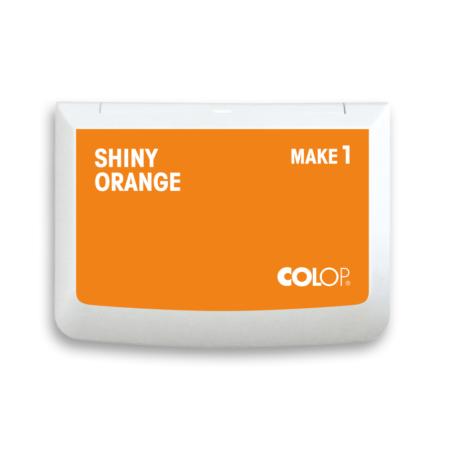 Ink Pad Shiny Orange