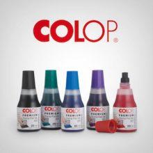 Bottled Inks Colop